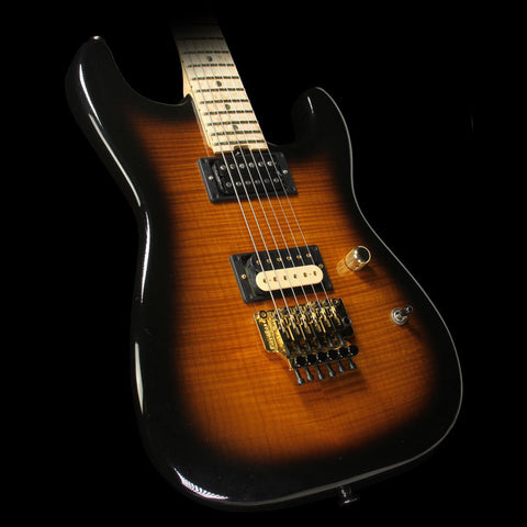 Used Wayne	Exotic Rock Legend Electric Guitar Sunburst