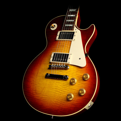 Gibson Custom Shop Standard Historic 1959 Les Paul Electric Guitar Bourbon Burst
