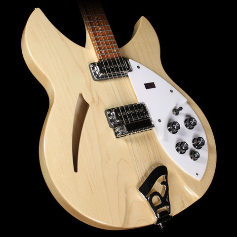 Used 2009 Rickenbacker 330 Electric Guitar Mapleglo