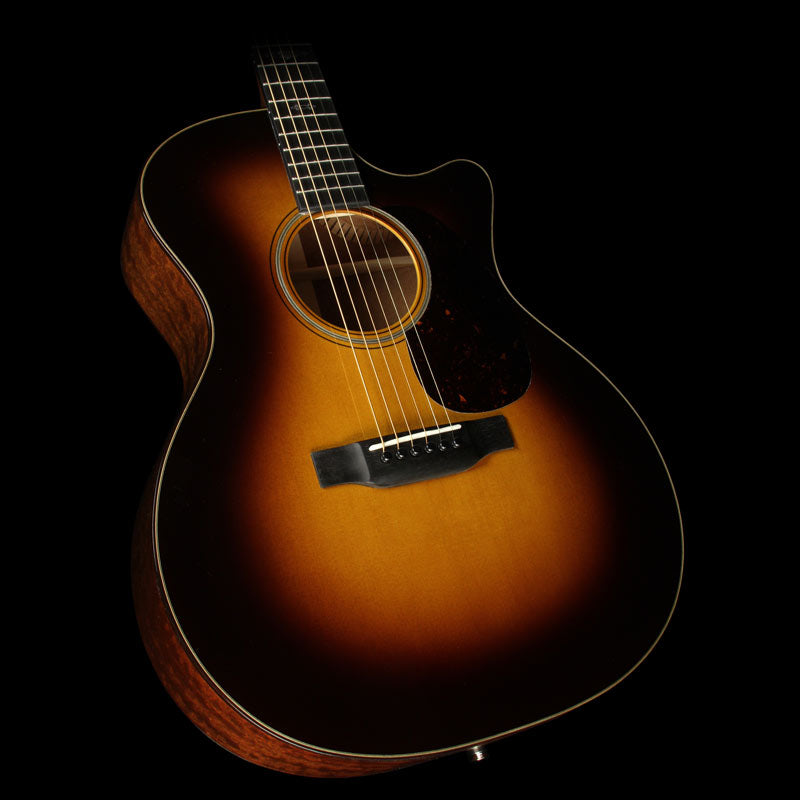 Martin Custom GPC-18E Sapele Acoustic-Electric Guitar 1935 Sunburst