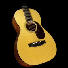 Martin Custom Shop 0-12 Flamed Mahogany Acoustic Guitar Natural