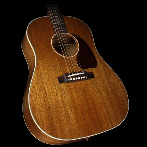 Gibson Montana Limited Edition J-45 Genuine Mahogany Acoustic-Electric Guitar Natural