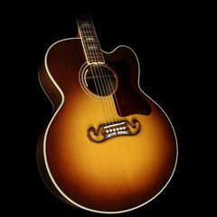 Gibson Montana Limited Edition J-200 Claro Walnut Acoustic-Electric Guitar Honeyburst