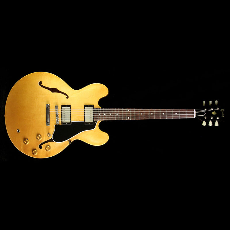 Used Gibson Custom Shop '58 ES-335 Reissue Electric Guitar Natural A09543