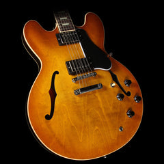 Used 2016 Gibson Memphis ES-335 Electric Guitar Faded Light Burst