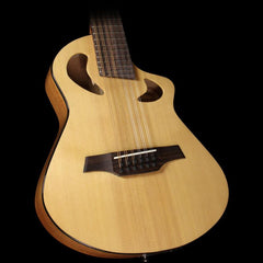 Avante by Veillette Gryphon Short Scale Acoustic-Electric Guitar Natural