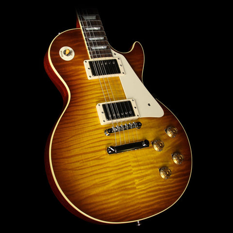 Gibson Custom Shop Standard Historic 1959 Les Paul Reissue Electric Guitar Iced Tea