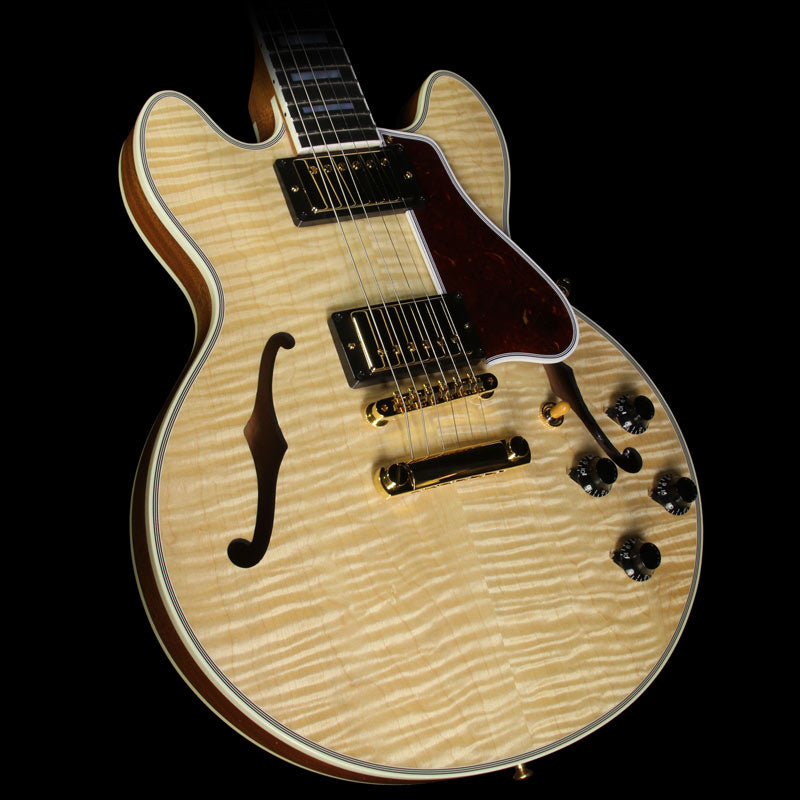 Gibson Custom Shop CS-356 Electric Guitar Natural