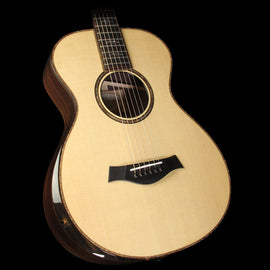 Taylor 912e 12-Fret Grand Concert Indian Rosewood Acoustic-Electric Guitar Natural