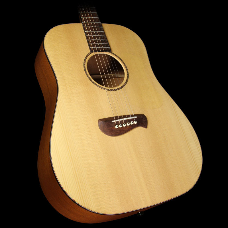 Used 2002 Tacoma DM9 Acoustic Guitar Natural
