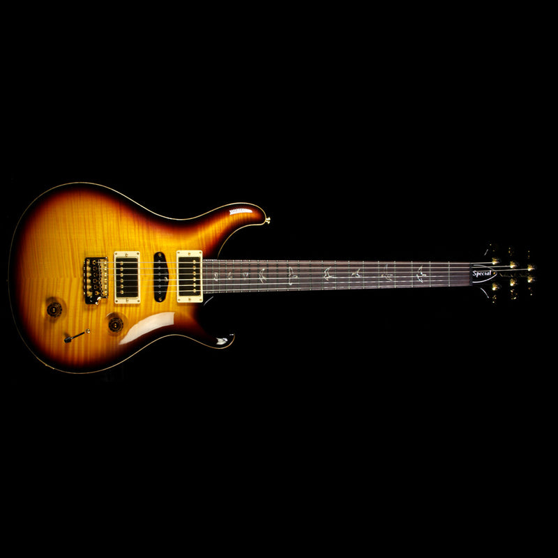 Used 2010 Paul Reed Smith Special Electric Guitar Tri-Color Sunburst 10 163322