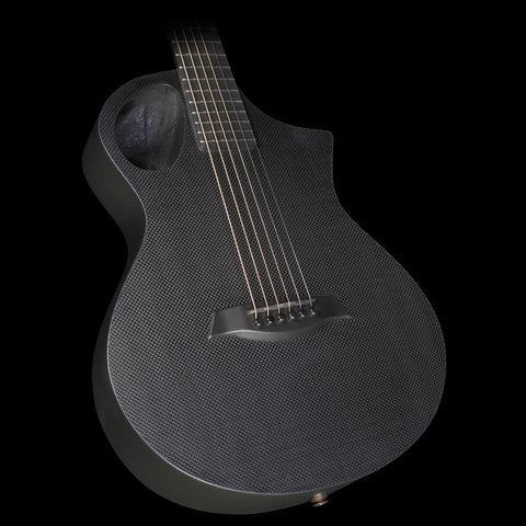 Composite Acoustics The Cargo Acoustic-Electric Guitar Satin Back Raw