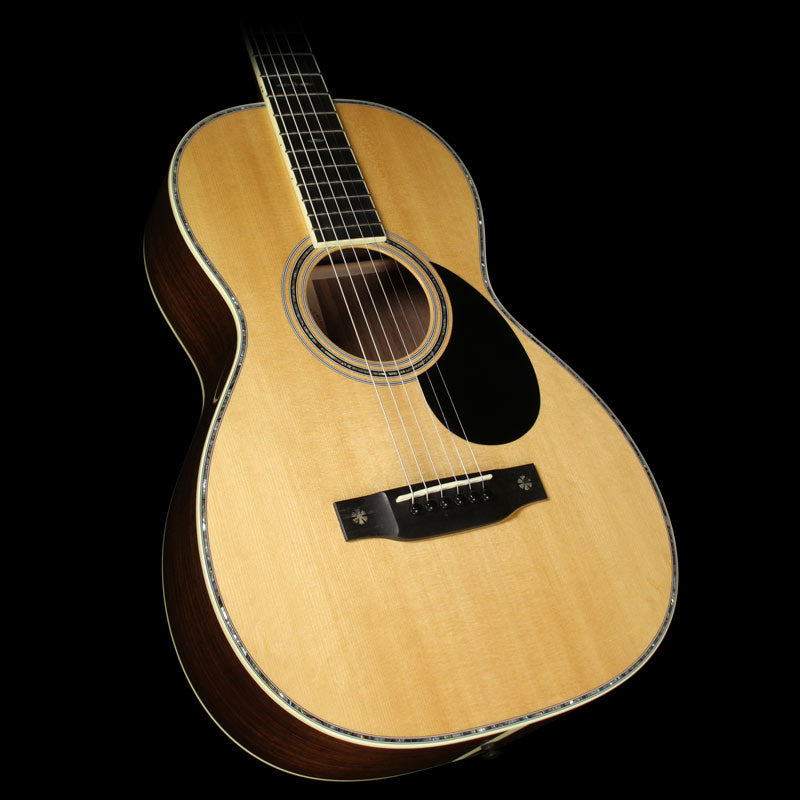 Used 2012 Martin Custom Shop Limited Edition 0-41 Acoustic Guitar Natural