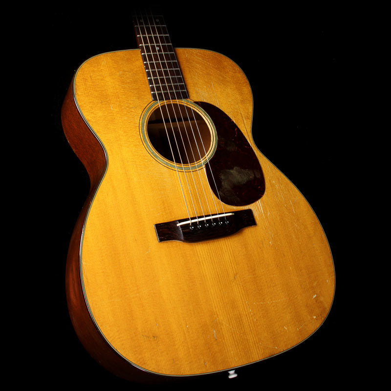 Used 1950 Martin 000-18 Acoustic Guitar Natural