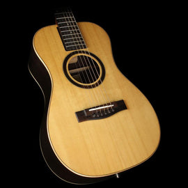 Journey Instruments OF420 Rosewood Left-Handed Acoustic-Electric Guitar Natural Satin