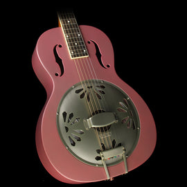 Gretsch G9202 Honey Dipper Special Resonator Guitar Cactus Flower