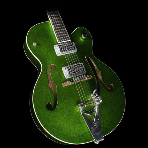 Used 2015 Gretsch Brian Setzer Hot Rod Electric Guitar Anti-Freeze Green