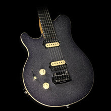 Ernie Ball Music Man Premier Dealers Network Axis Super Sport Tremolo Left-Handed Electric Guitar Starry Night