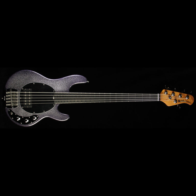 Ernie Ball Music Man Premier Dealers StingRay Classic 5-String Electric Bass Guitar Starry Night B056917