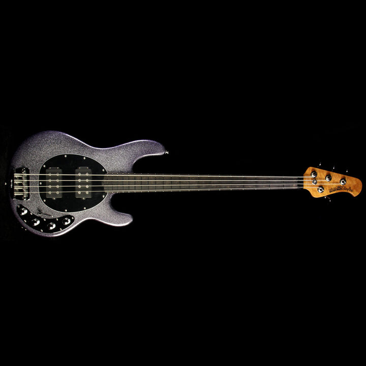 Ernie Ball Music Man Premier Dealers StingRay HH Electric Bass Guitar Starry Night E97722