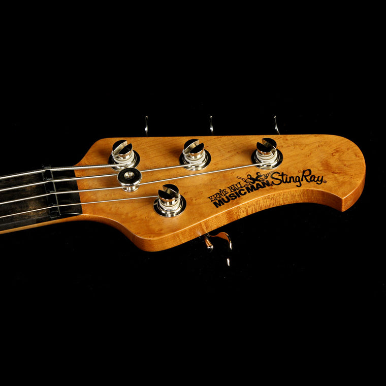 Ernie Ball Music Man Premier Dealers StingRay HH Electric Bass Guitar Starry Night