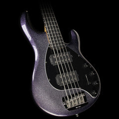 Ernie Ball Music Man Premier Dealers Network StingRay 5-String HH Electric Bass Guitar Starry Night