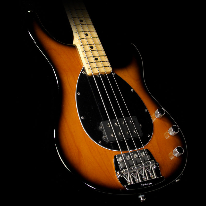 Used Ernie Ball Music Man Sterling Classic Premier Dealers Network Electric Bass	Vintage Tobacco Sunburst