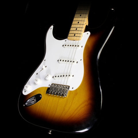 Used 2006 Fender Custom Shop Masterbuilt Mark Kendrick 1954 Stratocaster Electric Guitar 2-Tone Sunburst