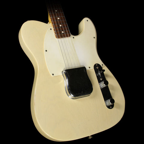 1961 Fender Esquire Electric Guitar Body-Only Refin Vintage White