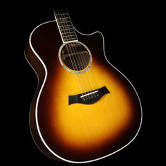 Used 2006 Taylor 814ce Grand Auditorium Acoustic-Electric Guitar Tobacco Sunburst