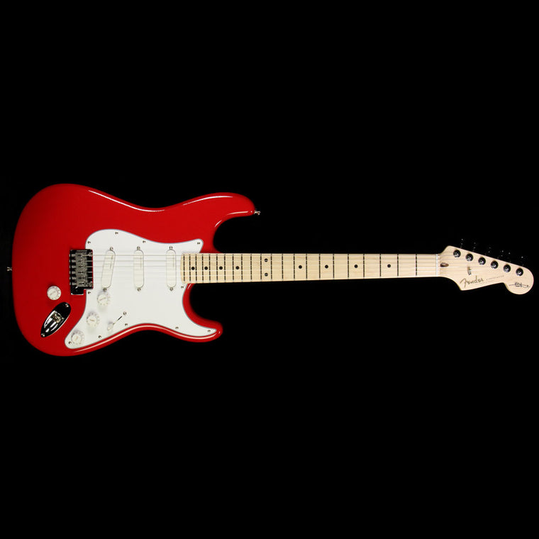 Fender Custom Shop  Limited Edition Pete Townshend Stratocaster Electric Guitar Torino Red