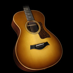 Taylor 2016 712e 12-Fret Grand Concert Acoustic/Electric Guitar Western Sunburst