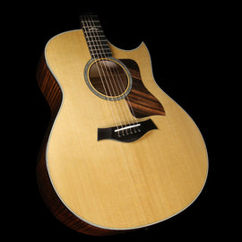 Taylor 618ce Grand Orchestra Acoustic-Electric Guitar Brown Sugar Stain