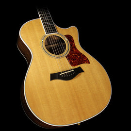Used 1996 Taylor	 814c Grand Auditorium Acoustic Guitar Natural