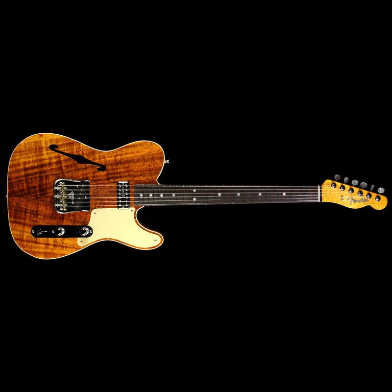 Fender Custom Shop Limited Caballo Tono Ligero Electric Guitar Koa CZ528257