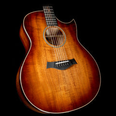 Taylor K28ce Koa Grand Orchestra Acoustic-Electric Guitar Shaded Edgeburst