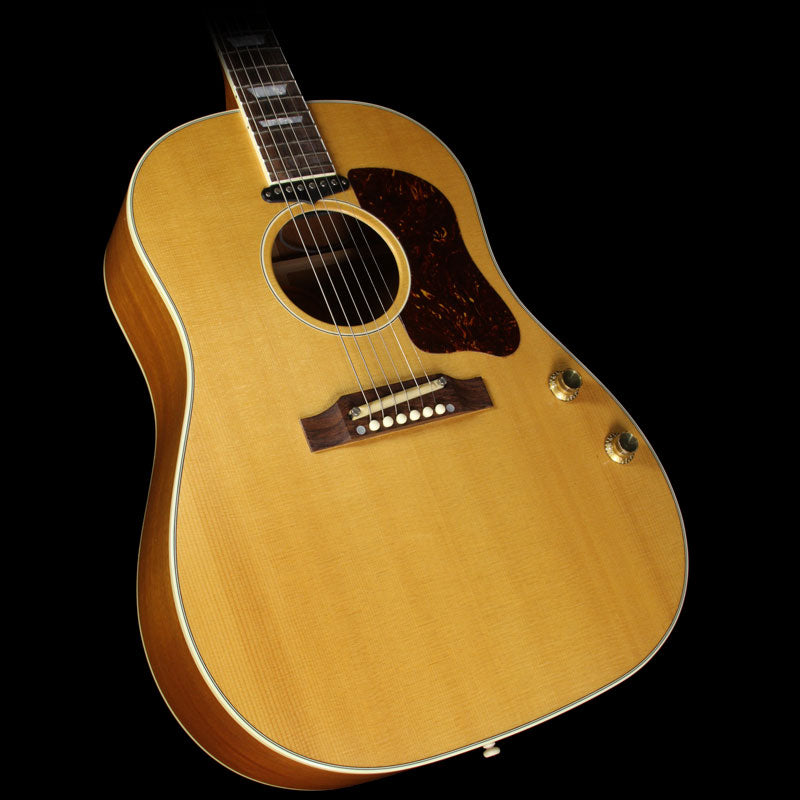 Used 2002 Gibson Montana John Lennon J-160E Limited Edition Peace Acoustic-Electric Guitar