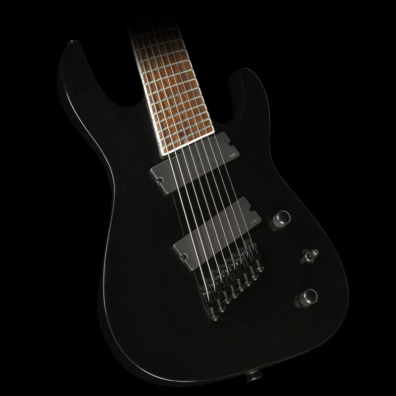 Jackson X Series Soloist Fanned Fret 8-String Electric Guitar Gloss Black