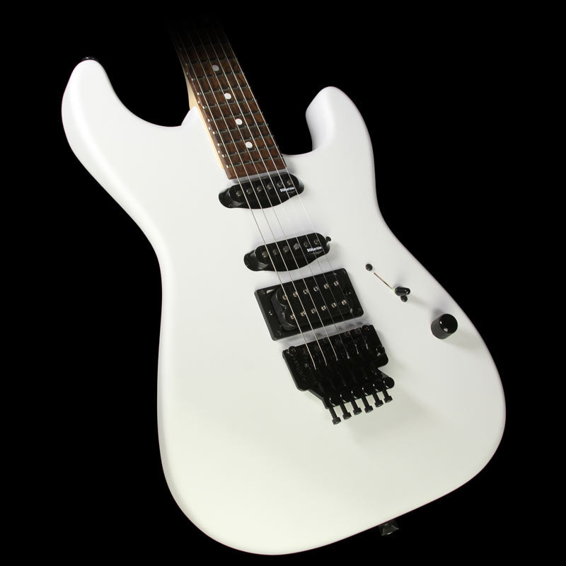 Charvel USA Select San Dimas Style 1 HSS Electric Guitar Snow Blind Satin