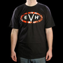 EVH Logo T-Shirt Black