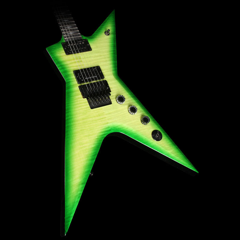 Used Dean Dimebag Series ML Electric Guitar Dime Slime