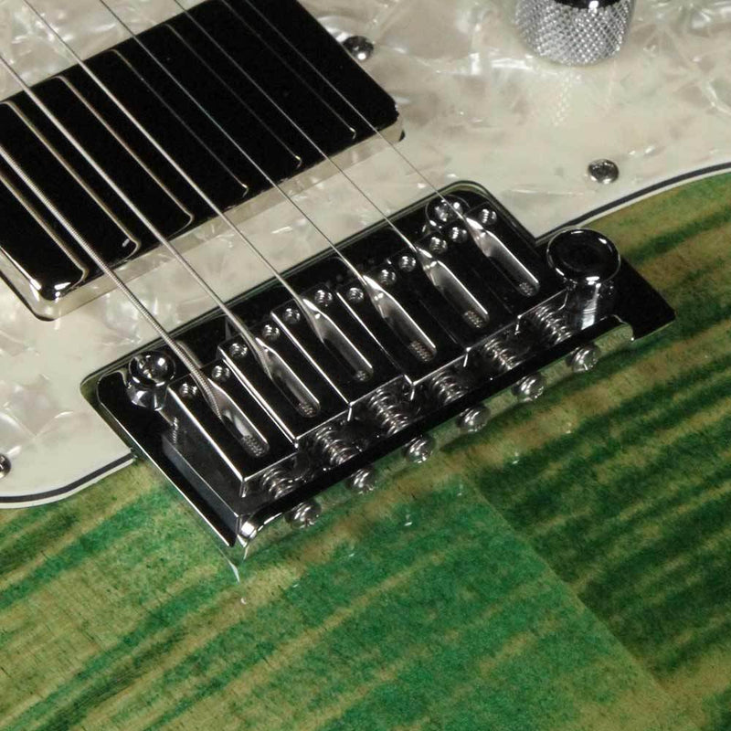 Tom Anderson Drop Top Classic Electric Guitar Key Lime Burst G172776