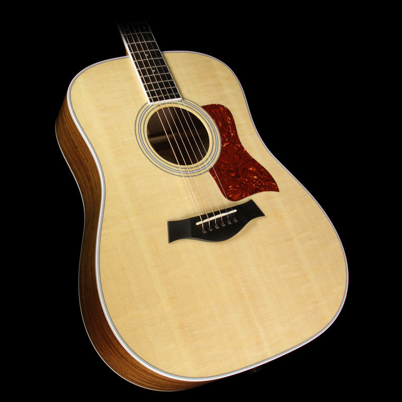 Taylor 410e Dreadnought Acoustic-Electric Guitar Natural