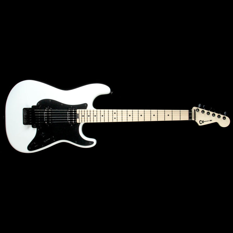 Charvel Pro Mod Series So Cal 2H FR Snow White 2967001576