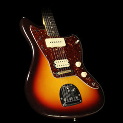 Fender Custom Shop Masterbuilt Jason Smith Music Zoo Exclusive Rockmaster Jazzmaster Electric Guitar Chocolate 3-Tone Sunburst