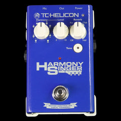 TC Electronic Harmony Singer Vocal Effects Pedal
