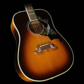 Used Steve Miller Collection Gibson Montana Dove Acoustic-Electric Guitar Vintage Sunburst