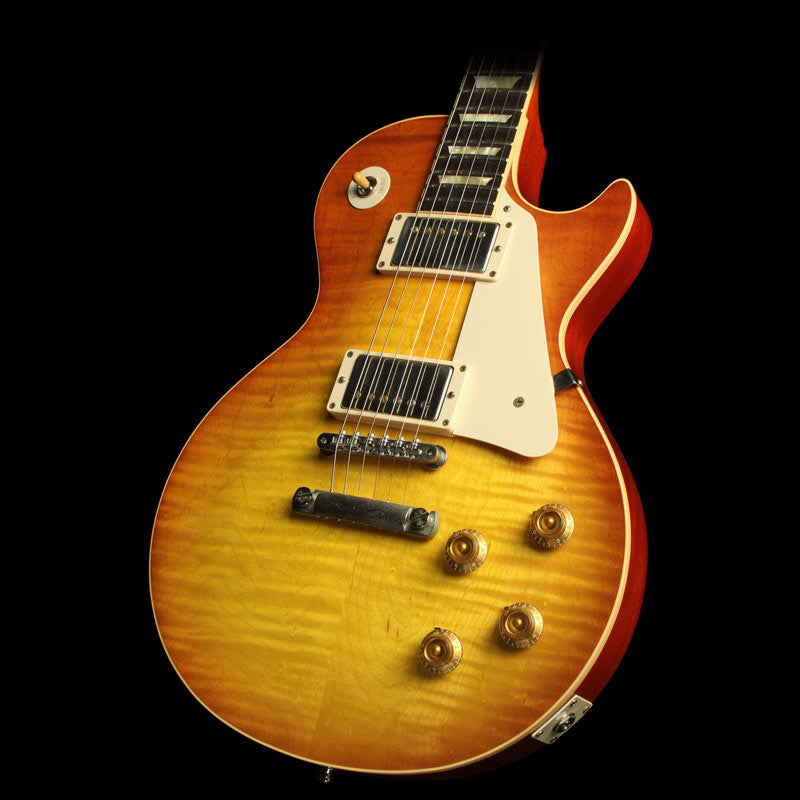 Used Steve Miller Collection 2010 Gibson Custom Shop Gibson Custom Shop Eric Clapton '60 Beano Les Paul VOS Electric Guitar Antiquity Burst