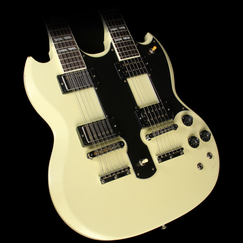 Used Steve Miller Collection Gibson Custom Signed Don Felder �Hotel California� Double Neck