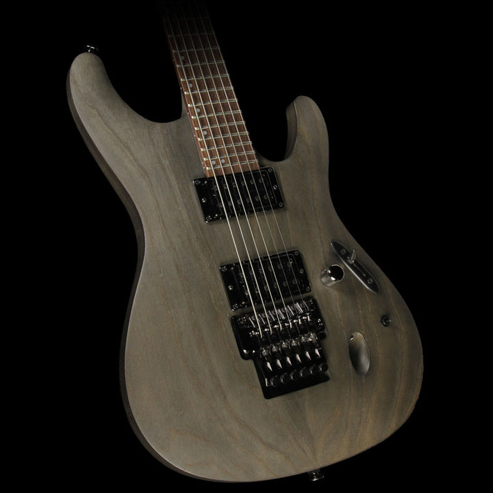 Used Ibanez PWM100 Paul Waggoner Signature Electric Guitar Gray 210002F1624472